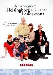 Helsingborg Landskrona - Sensus