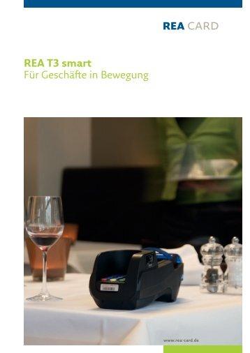 REA T3 smart Für Geschäfte in Bewegung