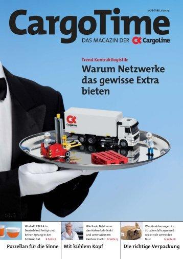 Warum Netzwerke das gewisse Extra bieten - CargoLine