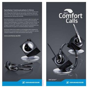 Headset DW Pro - PCS