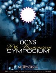 SympoSium - OU Medicine