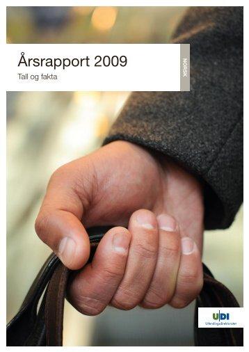 Årsrapport 2009 - UDI