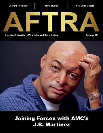 AFTRA Summer 2011 - sag-aftra