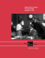Here - National Film Preservation Foundation