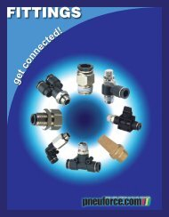 px one touch tube fittings - Vacuforce