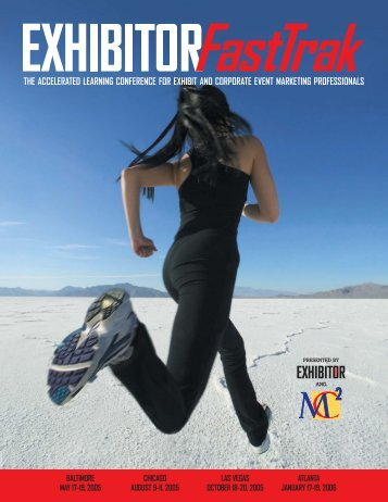 brochure i - Exhibitor Magazine