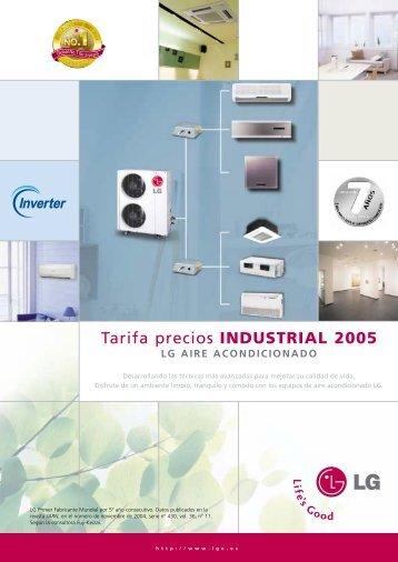 Aire Acondicionado Industrial - Suministros AZOFRA, sl
