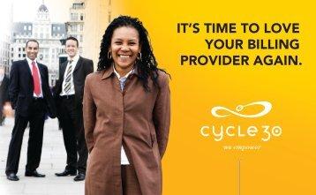 Cycle30 Brochure