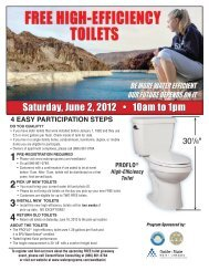 Saturday, June 2, 2012 • 10am to 1pm