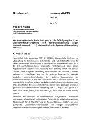 (BR) 444/13 - Umwelt-online