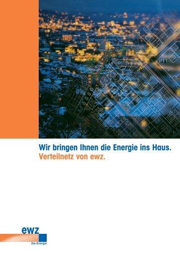 broschüre veteilnetz.qxd - Stadt Zürich