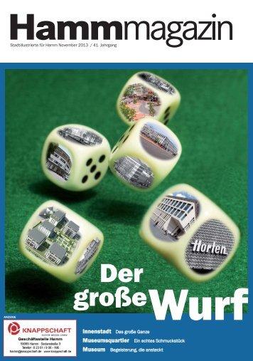 Der große Wurf - Verkehrsverein Hamm