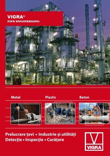 Catalog PIPE ENGINEERING - VIGRA MARKETING & SERVICES
