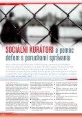 JANUÁR01/2010 - Ústredie práce, sociálnych vecí a rodiny - Page 6