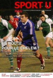 N°107 - Fédération Française du Sport Universitaire