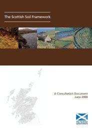 A Consultation Document - Scottish Natural Heritage