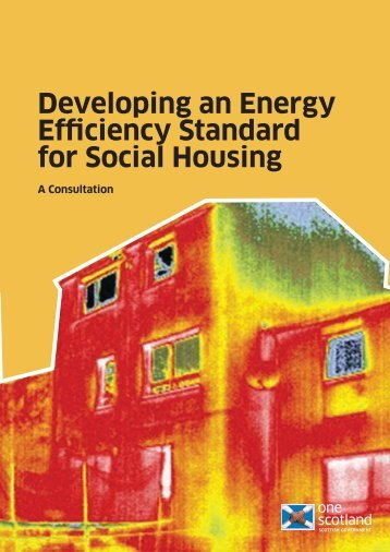 Developing an Energy Efficiency Standard for Social Housing: A ...