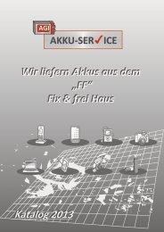 AGI Katalog Point of Sale