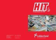 Promotionen am POS - Lekkerland.ch