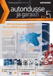 d8498954501 100% Eesti firmad, oma ala liidrid. Mecro ja CARSTOP, 10 aastane .