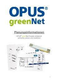 8. Sicherheitslevel für EnOcean-basierte Netzwerke - OPUS Schalter