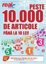 Catalog REAL ,- 10.000 de produse sub 10 lei! 2-8 ... - TotulRedus.ro