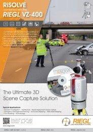 RiSOLVE RIEGL VZ-400 - RIEGL Laser Measurement Systems