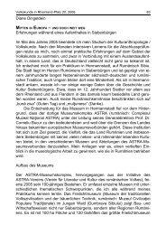 Mitten in Europa - volkskunde rheinland-pfalz