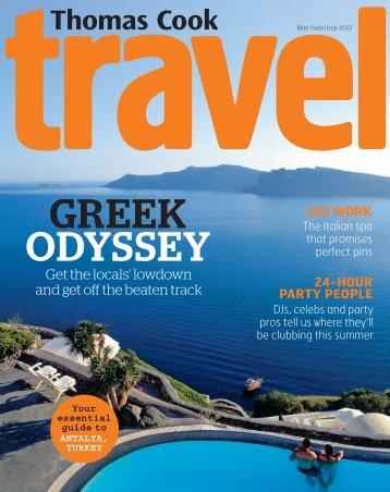 Thomas Cook - Antalya, Turkey's Riviera - Rutherford Tomasetti ...