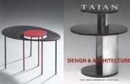 Tajan - Design et Architecture - Vente le 06 décembre 2005