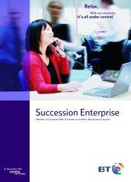 Succession Enterprise - BT