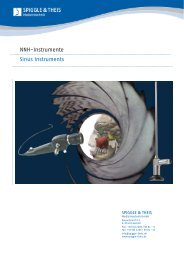 NNH-Instrumente Sinus Instruments