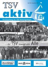 Heft38/Dez 12 (7,5 MB) - TSV Kleinengstingen