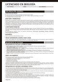 LICENCIADO EN BIOLOGÍA - Universidad de Alicante - Page 2
