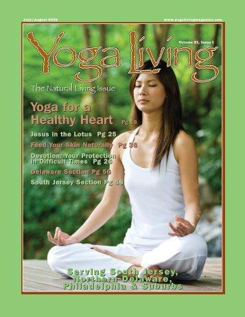 Yoga for a Healthy Heart Pg 18 Yoga for a Healthy Heart Pg 18