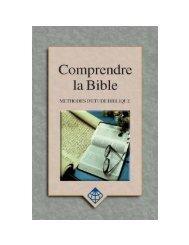 Comprendre la Bible - Global University