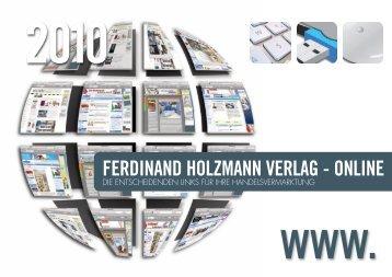 Die Online-Mediadaten 2010 als PDF - Arcade