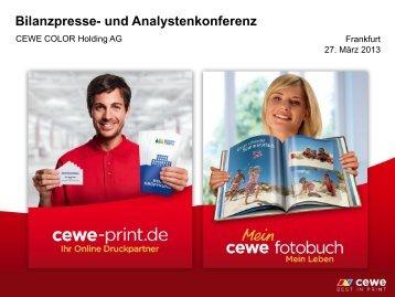 PDF herunterladen - Cewe