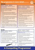 Evidence-Based Practices for Chiropractors Today - Australian ... - Page 3