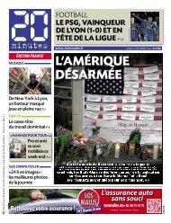 L'AMÉRIQUE DÉSARMÉE - 20minutes.fr