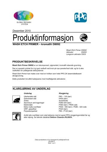 THIS PRODUCT IS FOR - Lakkspesialisten