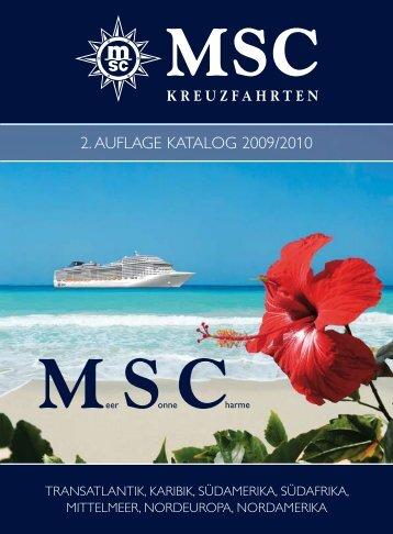 MSC Kreuzfahrten - Kreuzfahren.ch