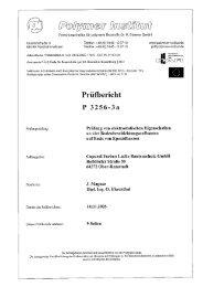 1-1123 Prüfung von elektrostatischen Eigenschaften - Caparol