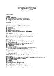 Das gÄltige Waffengesetz (WaffG) - Sportschützenkreis 3 Mosbach