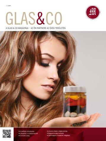 GLAS&CO Nr. 2, Ungarisch;