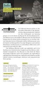 Ausstellungsflyer Alfred Ehrhardt - Kallmann-Museum - Seite 6