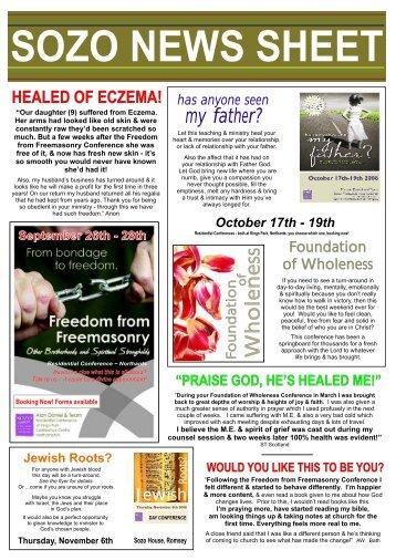 News Sheet 213 for WEB - Sozo Ministries International