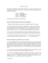 J - Dictionary work.pdf - Primarily Learning