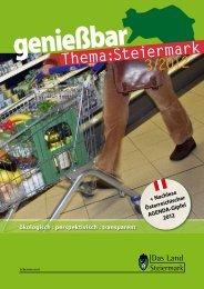 Themenheft als PDF zum Download - Landentwicklung - Steiermark