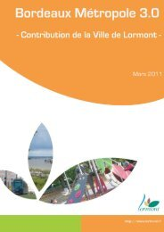 Untitled - Participation de la CUB et de ses communes - Cub